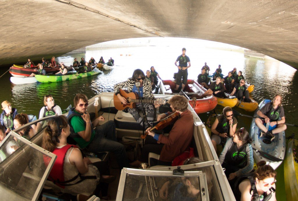 Image for Music Under the Bridges
