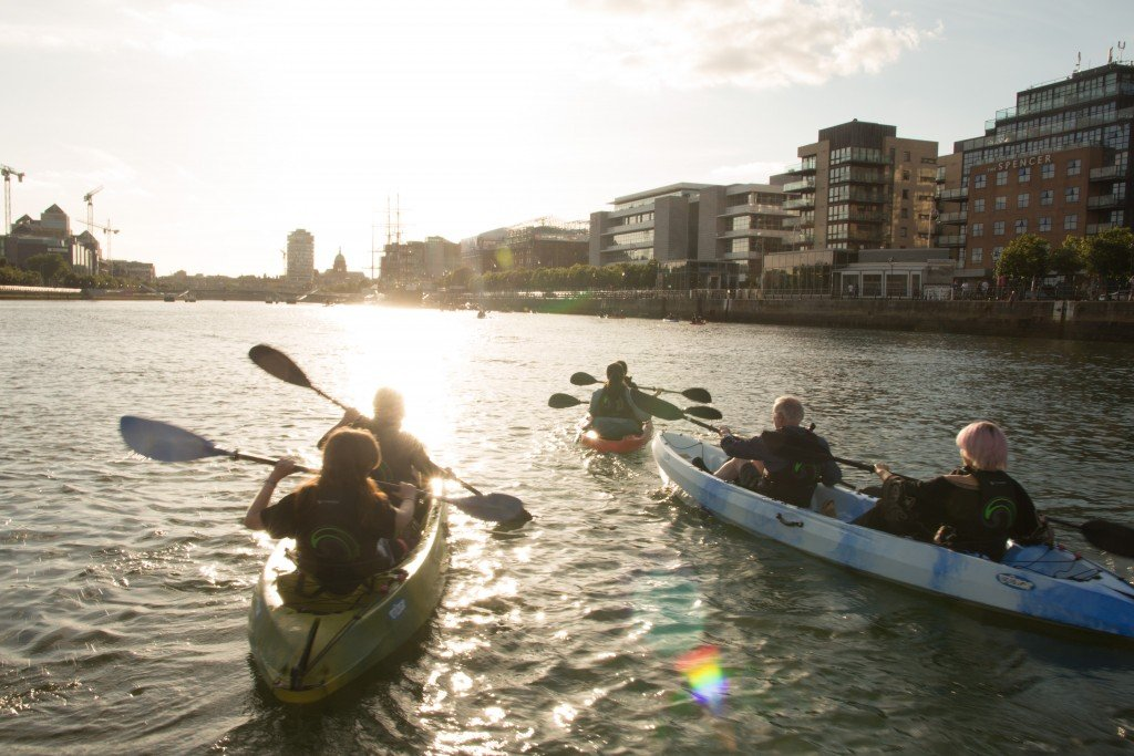 Image for Dublin by Kayak